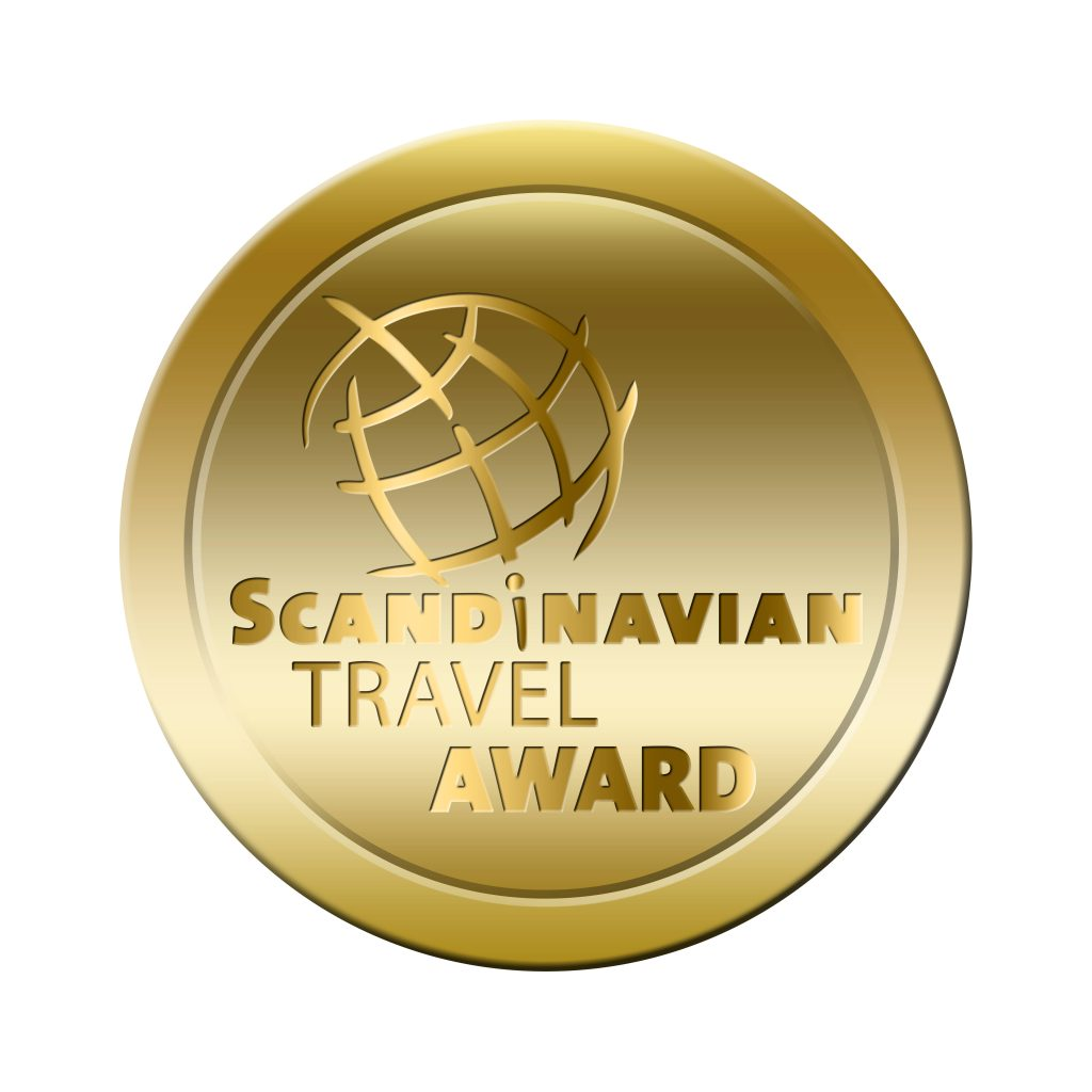 Scandinavian Travelaward medaille