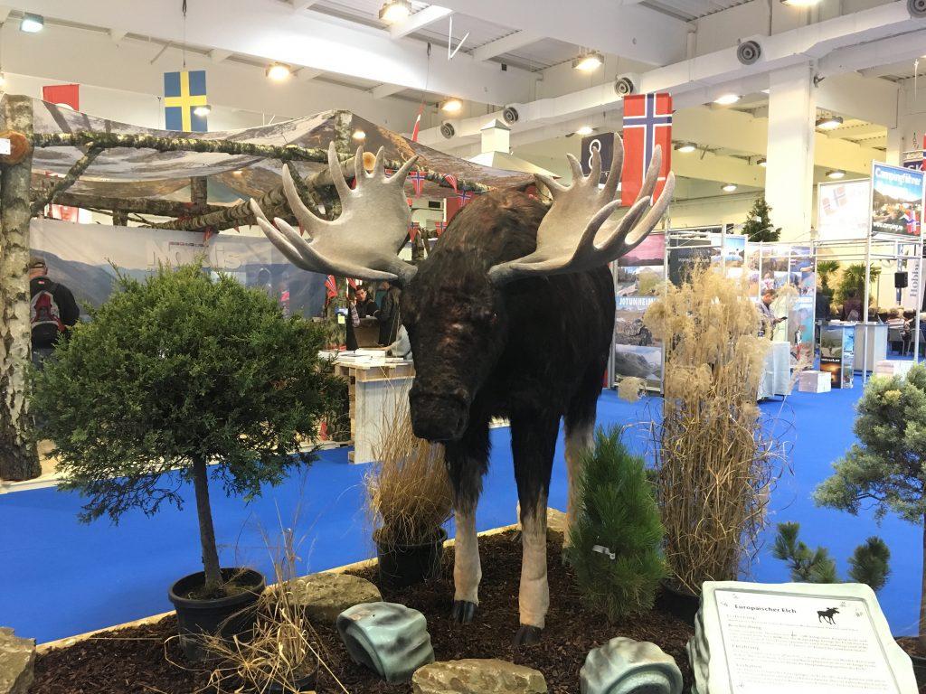 Nordis Elch Skandinavien