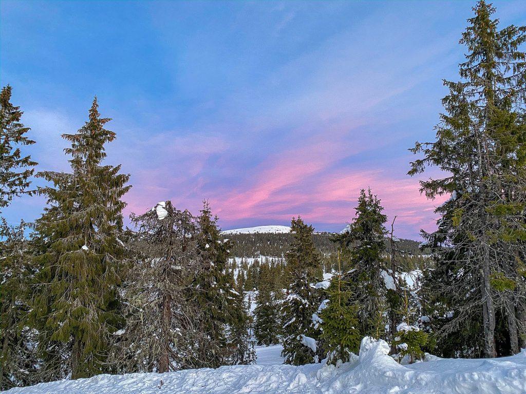 7 gute Gründe für einen Winterurlaub in Lillehammer